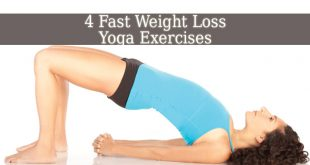 Fast Weight Loss Yoga Exercises