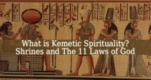 Kemetic Spirituality