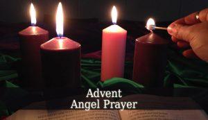 Advent Angel Prayer