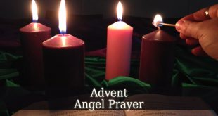 Advent Angel Prayer