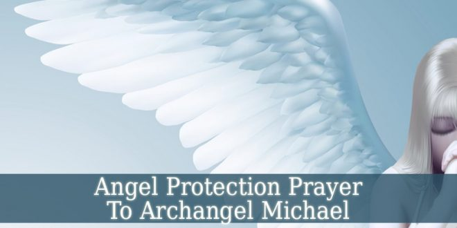 Angel Protection Prayer