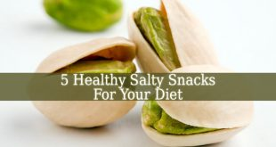 Healthy Salty Snacks