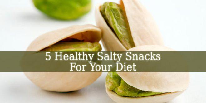 Healthy Salty Snacks