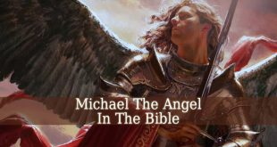 Michael The Angel In The Bible