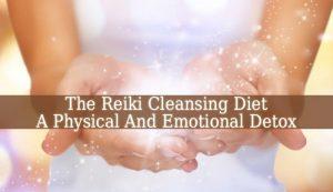 Reiki Cleansing Diet