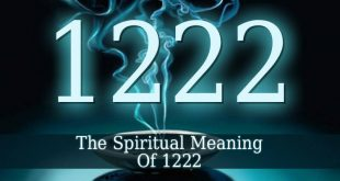 Spiritual Meaning Of 1222