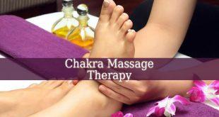 Chakra Massage Therapy