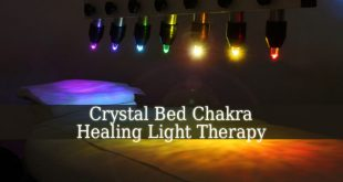 Crystal Bed Chakra Healing Light Therapy