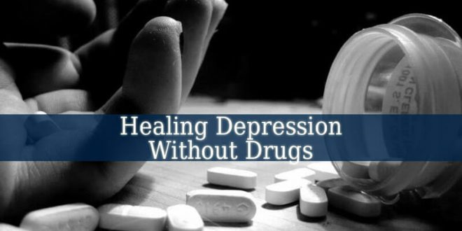 Healing Depression Without Drugs