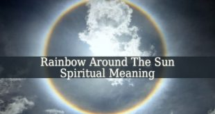 Rainbow Around The Sun Spiritual Meaning