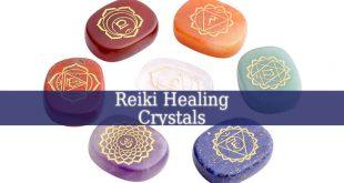 Reiki Healing Crystals