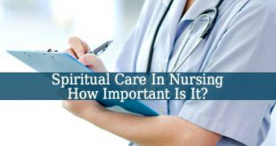 Spiritual Care In Nursing