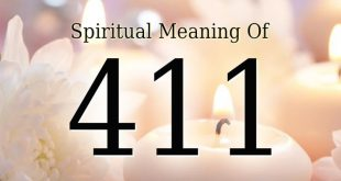 Spiritual Meaning Of 411