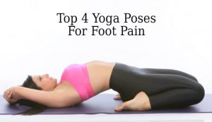 Yoga Poses For Foot Pain