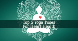 Yoga Poses For Heart Health