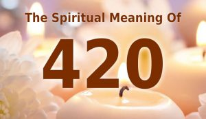 Angel Number 420 Spiritual Meaning