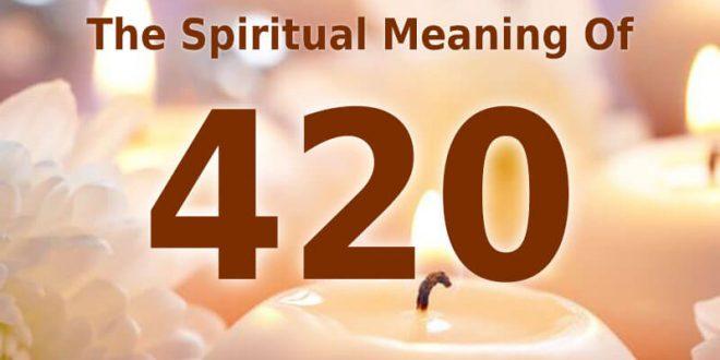 420 Spiritual Meaning