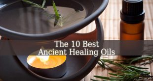 Ancient Healing Oils