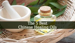 Chinese Healing Oils