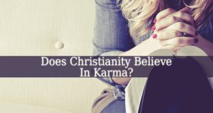 Does Christianity Believe In Karma