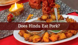 Does Hindu Eat Pork?