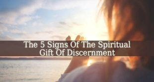 Signs Of The Spiritual Gift Of Discernment