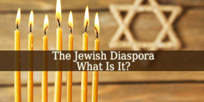 The scattering of Jews outside of the land of Israel is known as the Jewish Diaspora