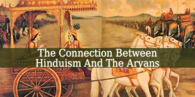 Which Statement Correctly Connects Hinduism To The Religious Views Of The Aryans
