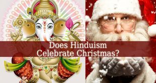 Does Hinduism Celebrate Christmas