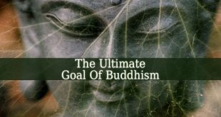 Goal Of Buddhism