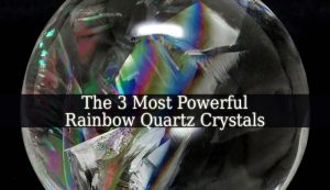 Rainbow Quartz Crystals
