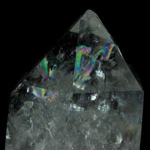 tibetan Rainbow Quartz Crystals