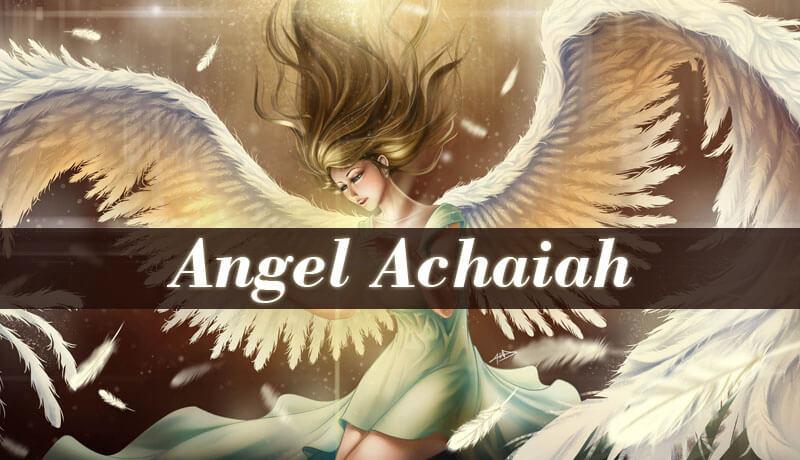 Angel Achaiah