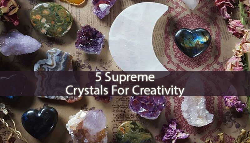 Crystals For Creativity